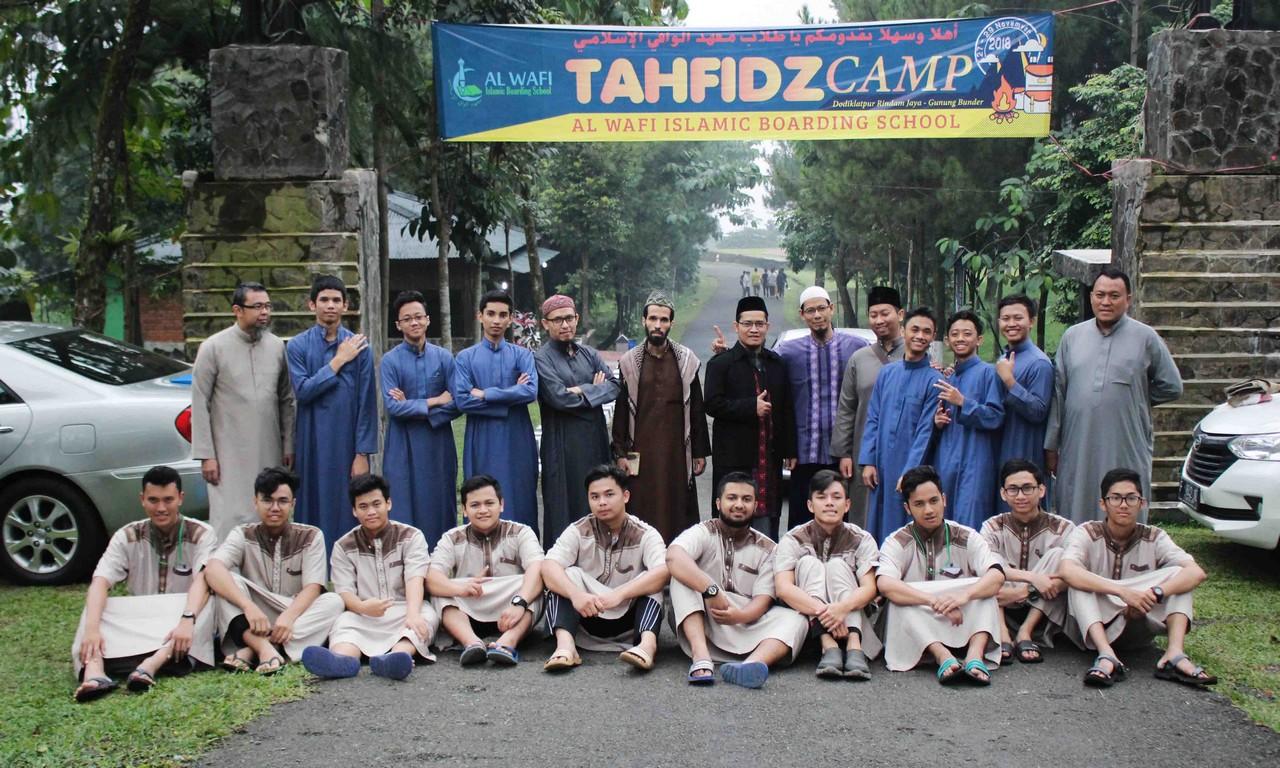 Target Hafal Surat Al Kahfi, Al Wafi Selenggarakan Tahfidz Camp ke-3